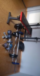 Mein Home Gym